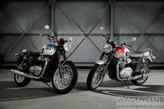 Triumph Bonneville T100 India Launch
