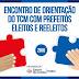 TCM orientará prefeitos eleitos e reeleitos na próxima semana