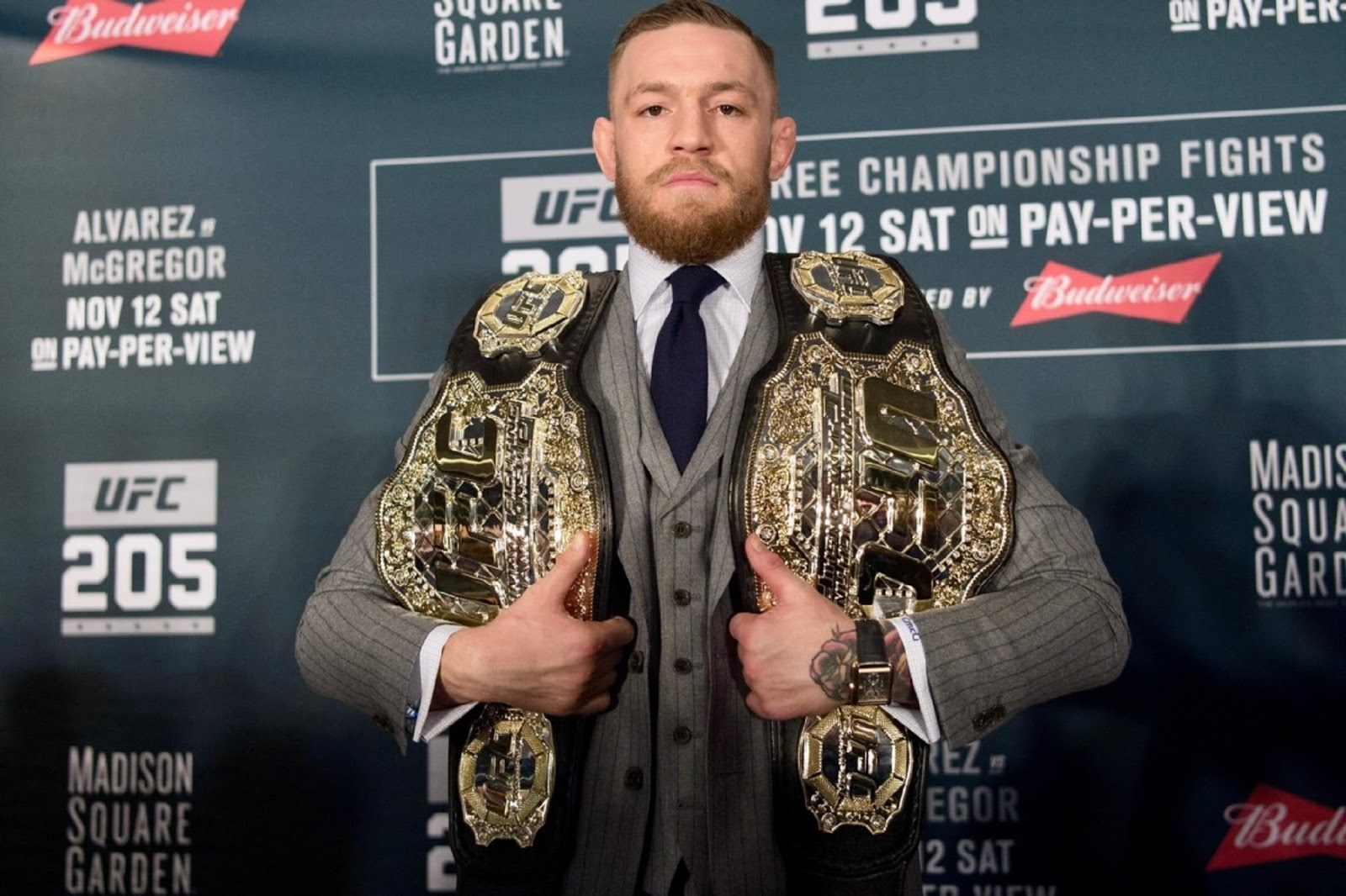 CONOR MCGREGOR 8