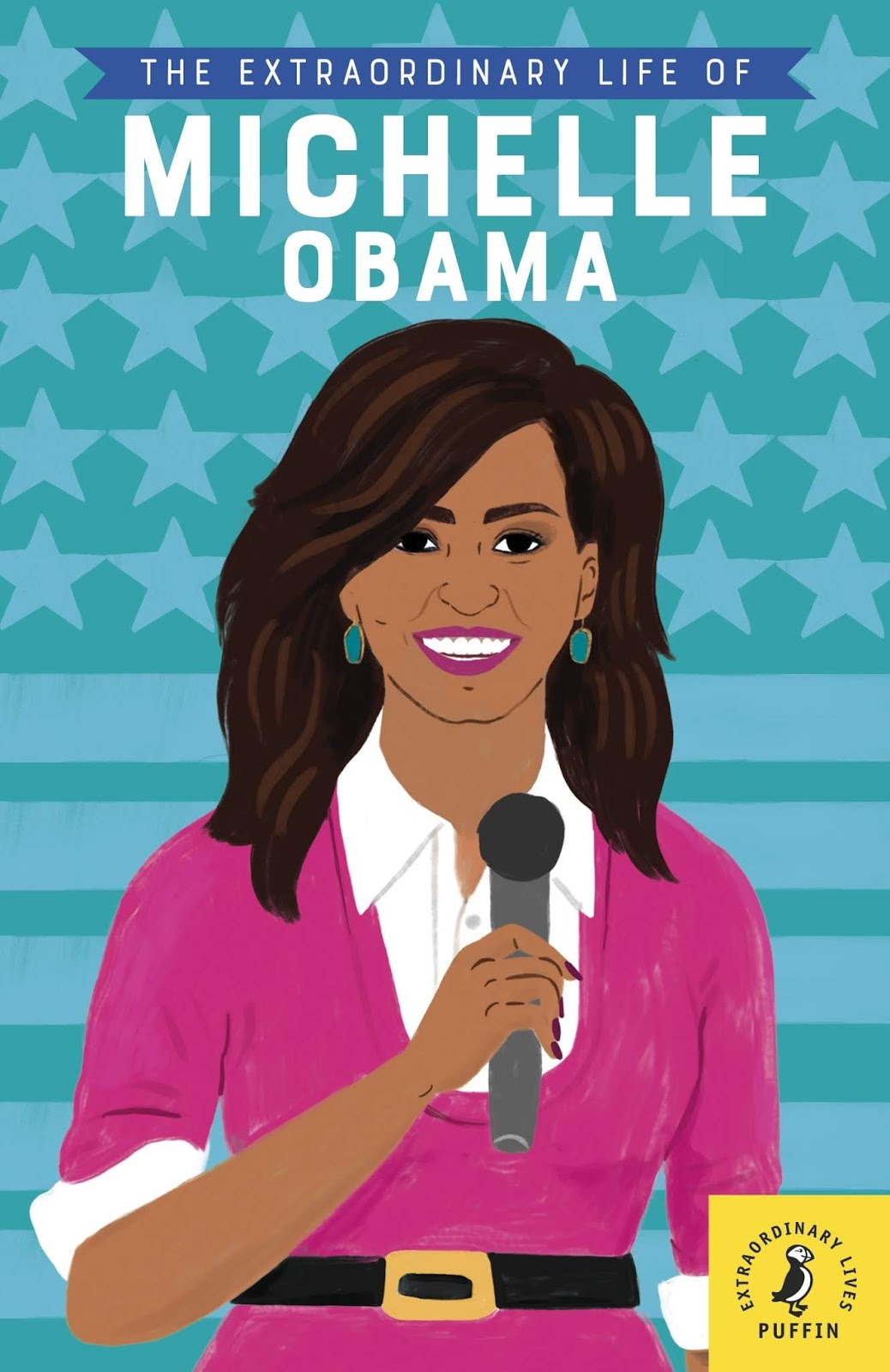 Kids' Book Review: Review: The Extraordinary Life of Michelle Obama