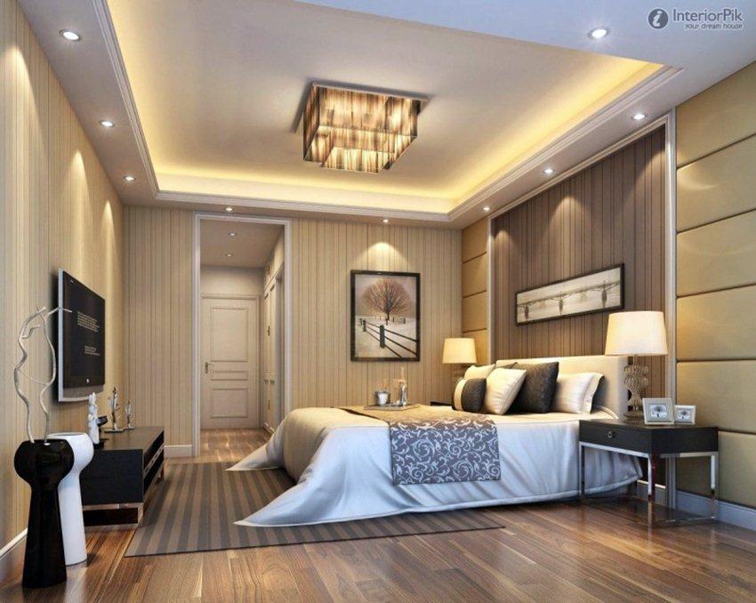 6 Modern Master Bedroom Design Ideas