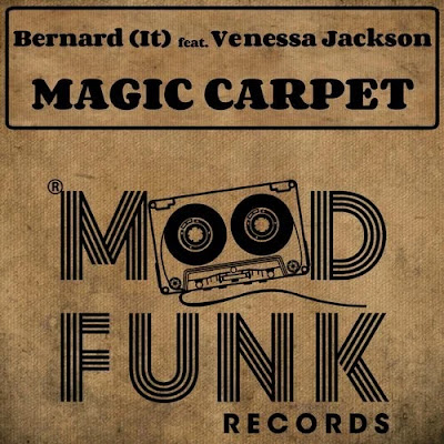 Bernard & Venessa Jackson - Magic Carpet (Radio Edit) [Mood Funk Records]