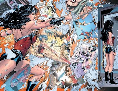 Wonder Woman: Las mentiras, de Greg Rucka - ECC Ediciones