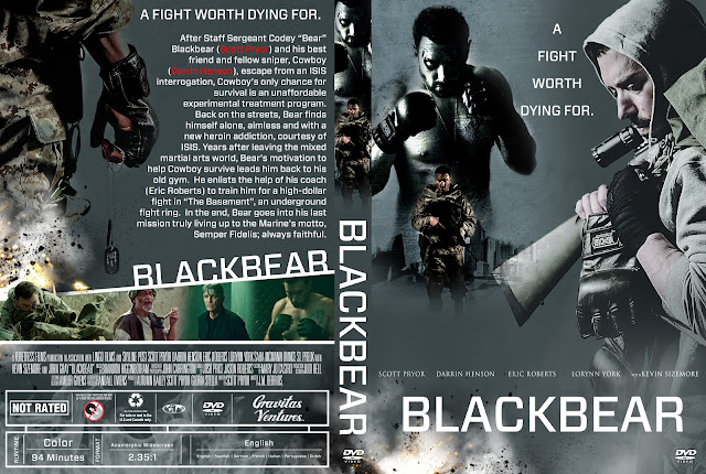 Blackbear DVD Cover