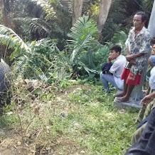 Dua Remaja Terjun Ke Jurang di Kalipucang