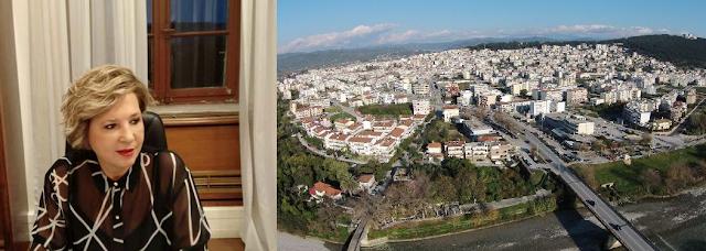 Όλγα Γεροβασίλη: Η Άρτα έχει αφήσει βαθύ το αποτύπωμά της στην ιστορική διαδρομή της Ελλάδας