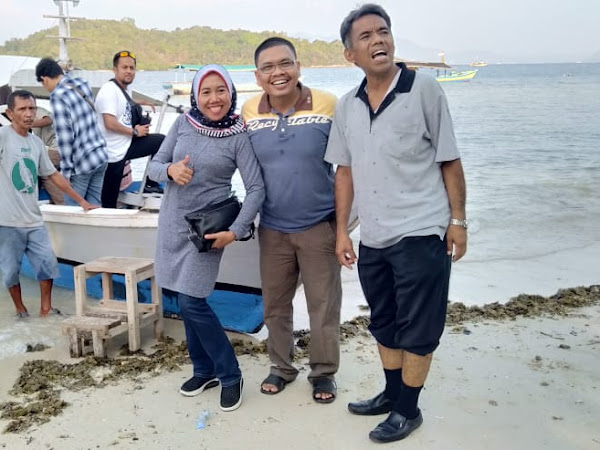 Mampir Sebentar Di Lampung Menikmati Pantai Mutun