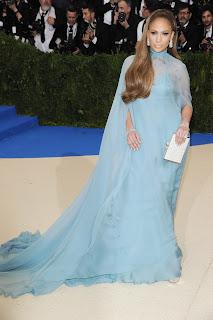 Jennifer Lopez wearing Platinum