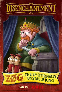 Zog - The Emotionally Unstable King