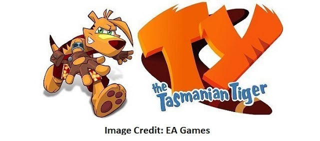TY the Tasmanian Tiger Review (Nintendo Switch)