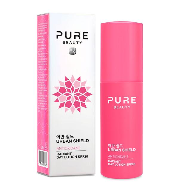 Watsons Pure beauty Urban shield antioxidant Day Lotion Aydınlatıcı Yüz Bakım Losyonu