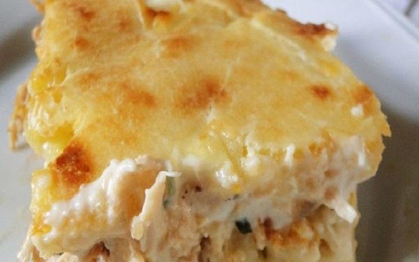 Receita de torta-purê de batata com três recheios (Imagem/Cozinha Lucrativa)