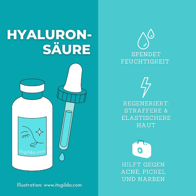 hyaluron säure Serum Feuchtigkeit gegen anti aging creme Elastizität straffe haut jugendliche Pigmente Akne