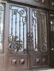 Fotos De Puertas Fotos De Puertas Metalicas Para Exteriores - Fotos-de-puertas-metalicas-para-casas