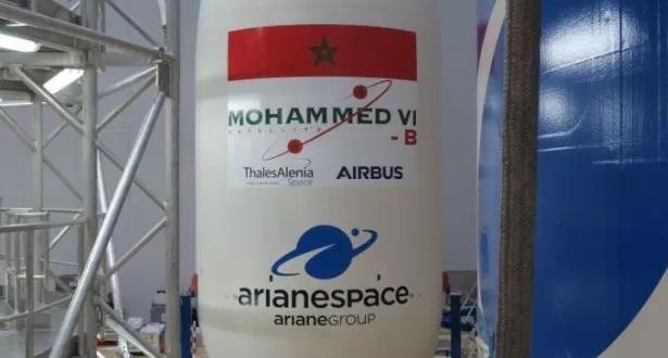 """القمر الصناعي محمد السادس""""ب"""".. مبادرة لأغراض إنسانية"""