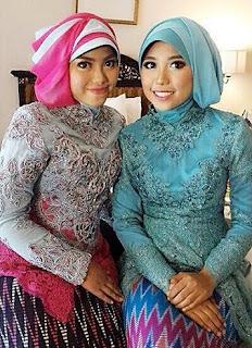 Kreasi Hijab Untuk Wisuda