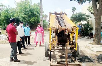 Bonthu Sridevi ప్రజా సమస్యలపై ప్రత్యేక దృష్టి_harshanews.com
