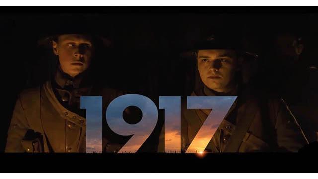 1917 (2019) English Movie HD CamRip Download