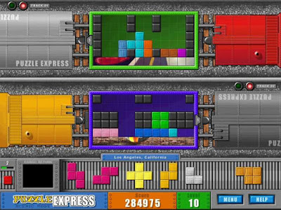 Puzzle Express Window Free PC Game