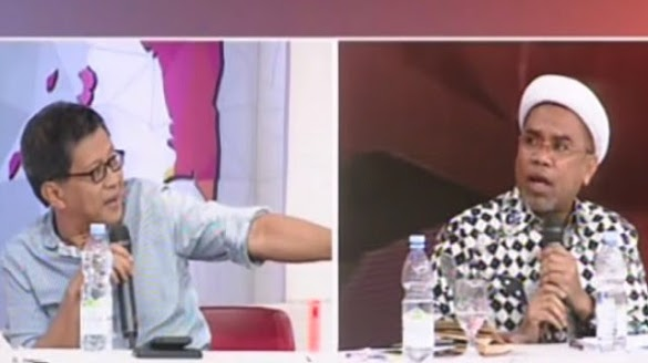 Ali Ngabalin Minta Karni Ilyas Usir Rocky Gerung, Suryo Prabowo: Lebih Galak dari Tuannya