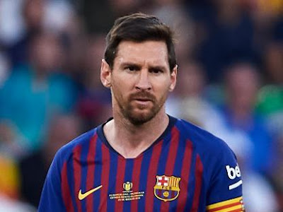 Lionel Messi Tops Forbes' List Of World's Highest-paid Athletes For 2019