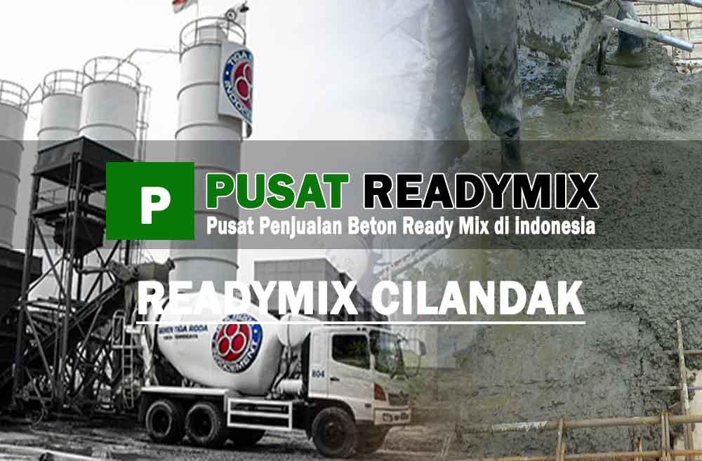 harga beton ready mix Cilandak