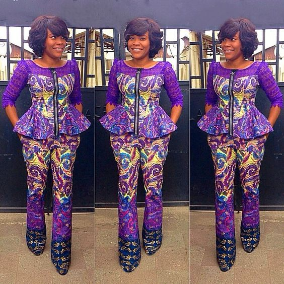 Top Ten Amazing Ankara Styles You Will Love To Rock Lykables
