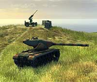 لعبة World of Tanks Blitz