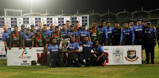 Sri Lanka tour of Bangladesh 3-Match ODI Series 2021