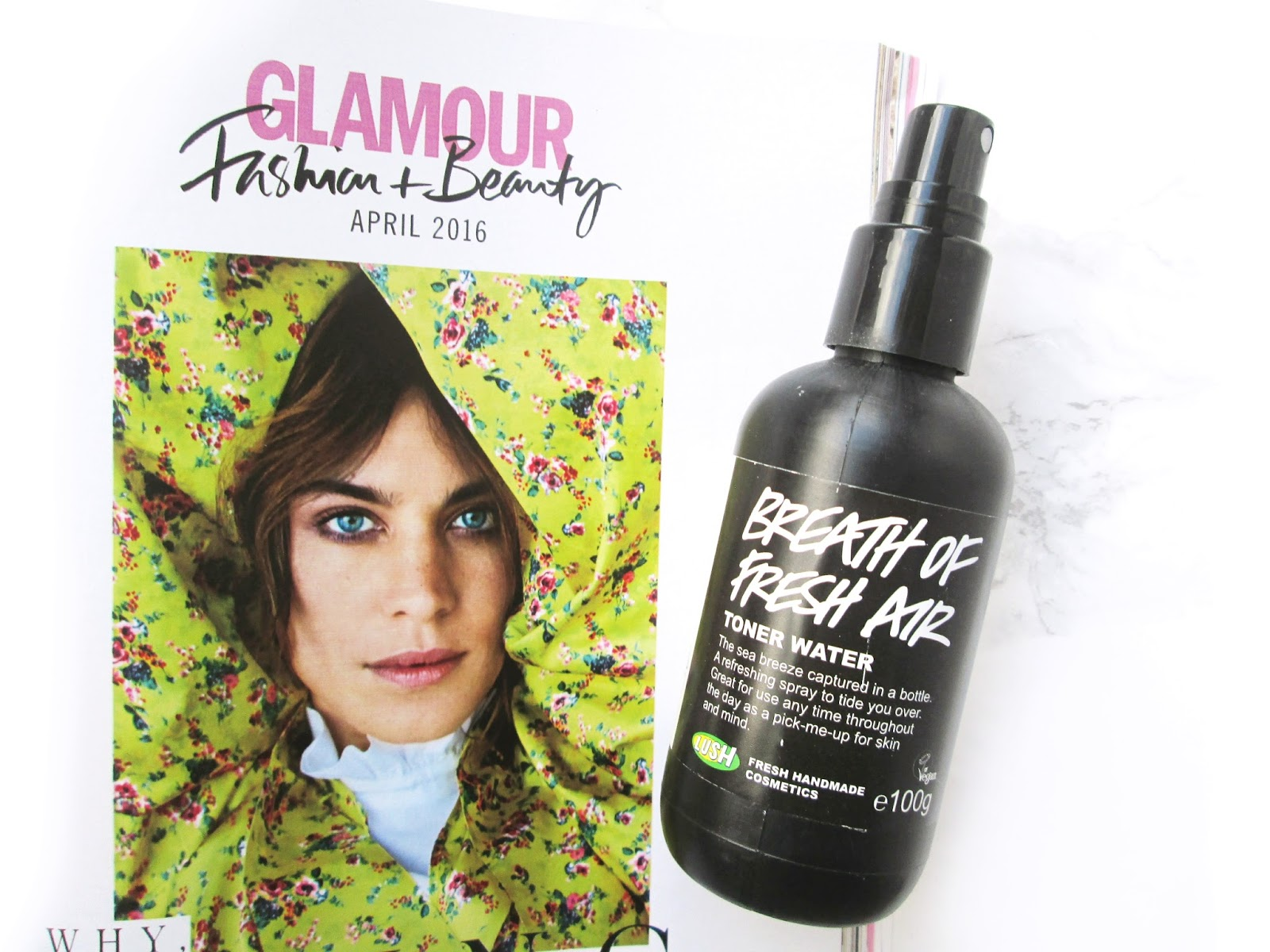 LUSH Breath Of Fresh Air Review Dainty Alice