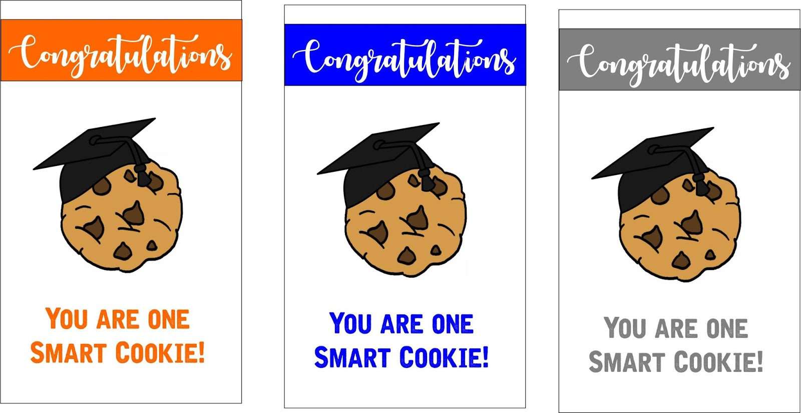 photo relating to You're One Smart Cookie Printable called The Devilish Dish: A person Good Cookie Grad Present - Presenting
