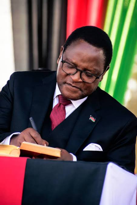 President Chakwera hires daughter as Personal Assistant