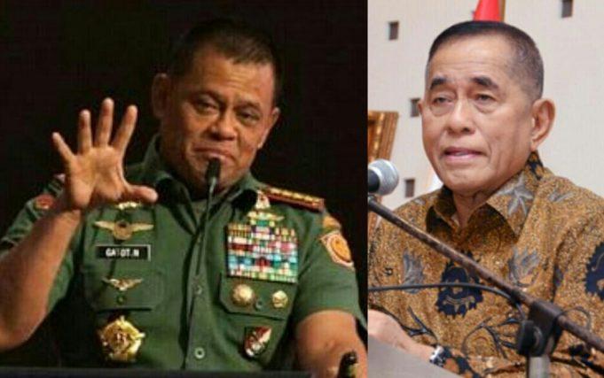 Dikritik Menhan Soal Perintah Nobar Film G30S/PKI, Panglima TNI: Menhan Tak Berwenang atas Saya