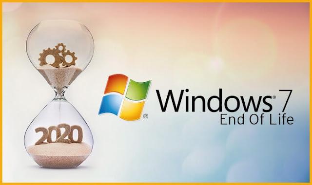 هل انت مستعد لتوقف الدعم عن ويندوز 7 في 14 يناير 2020؟