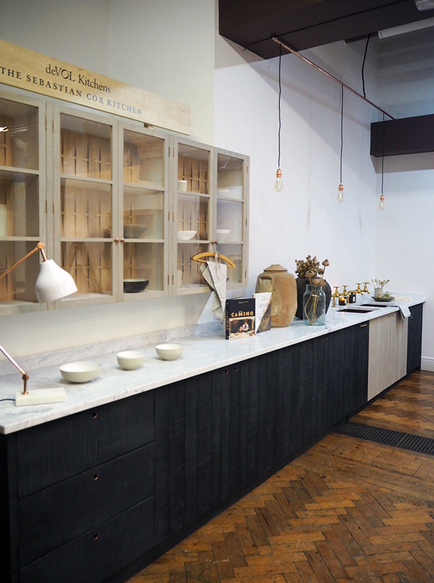 Chocolate Creative Dreaming With A Devol Kitchen