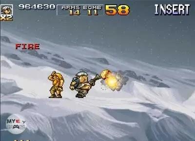 تحميل لعبة حرب الخليج 4 للكمبيوتر من ميديا فاير Metal Slug وللاندرويد