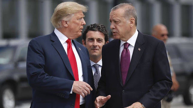 Ο Ερντογάν δοκιμάζει τα όρια του Τραμπ