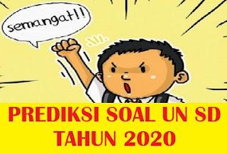 Latihan Soal USBN SD B. Indonesia 2019/2020