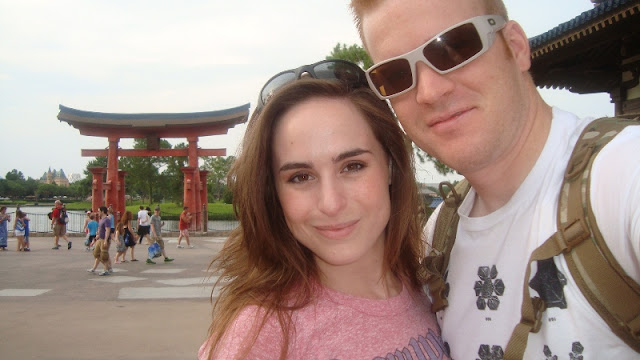 Walt Disney World Honeymoon - EPCOT