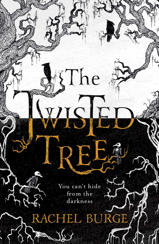 The Twisted Tree by Rachel Burge | Superior Young Adult Fiction | Book Cover