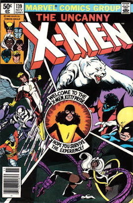X-Men #139, Kitty Pryde joins