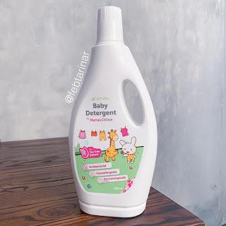 detergent khusus bayi mamas choice