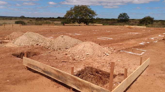 Prefeitura inicia construção da Nova Escola de Educação Básica do município