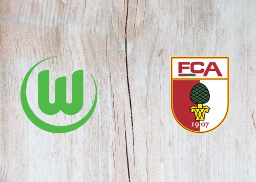 Wolfsburg vs Augsburg -Highlights 04 October 2020