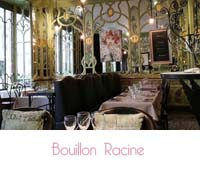Bouillon racine  La cuisine française traditionnelle