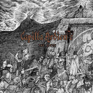 "Το τραγούδι των Capilla Ardiente ""The Open Arms The Open Wounds"" από το album ""The Siege"""