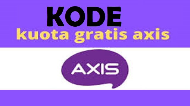 Kode Kuota Gratis Axis