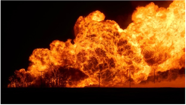 Fuel-loaded tanker explodes in Lagos (VIDEO)