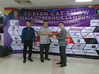 Pubian Cat Show Piala Gubernur Lampung, Panitia: Hadirkan Juri Skala Nasional dan Internasional