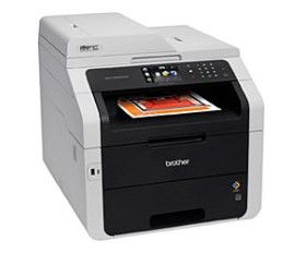Brother MFC-9340CDW Driver